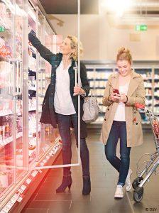 Mobiles Bezahlen beim Einkaufen