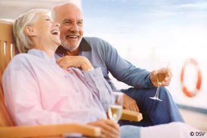 Altersvorsorge Leben genießen