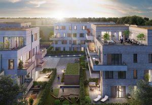Nahe der Wolfsburger Innenstadt entwickelt sich in den kommenden Jahren mit den Steimker Gärten ein großes Wohnviertel. Innerhalb der Steimker Gärten entsteht ein außer- gewöhnliches Quartier, das Steimker Quartett. Hier erhältst du erste Informationen zum Wohnen und Leben im Steimker Quartett.
