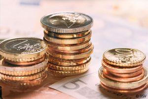 Münzen, Euro, Geld