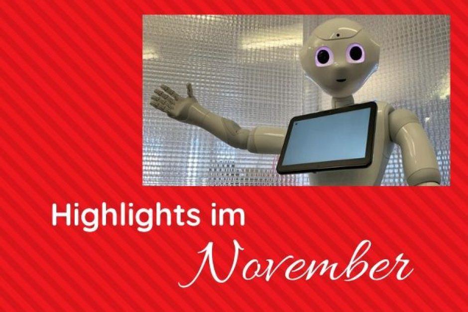 Highlights im November
