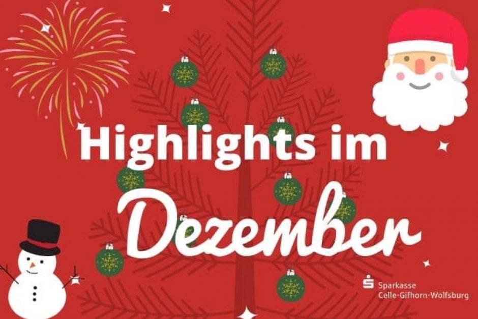 Highlights im Dezember