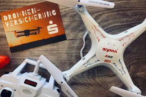 Drohne Versicherung Sparkasse