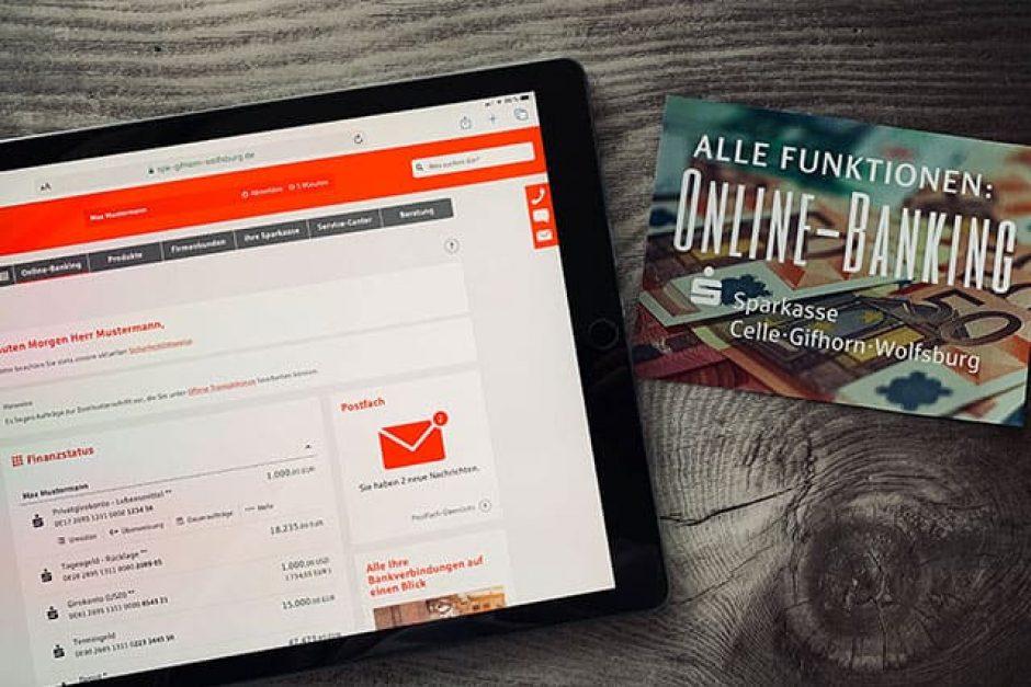 Die ultimative Liste: Alle Funktionen im Online-Banking