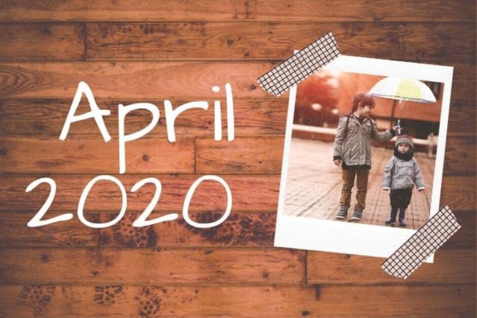 Aktuelles im April