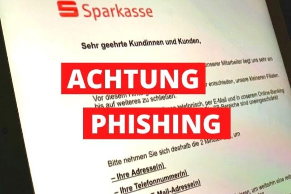 So erkennst du Phishing-Mails