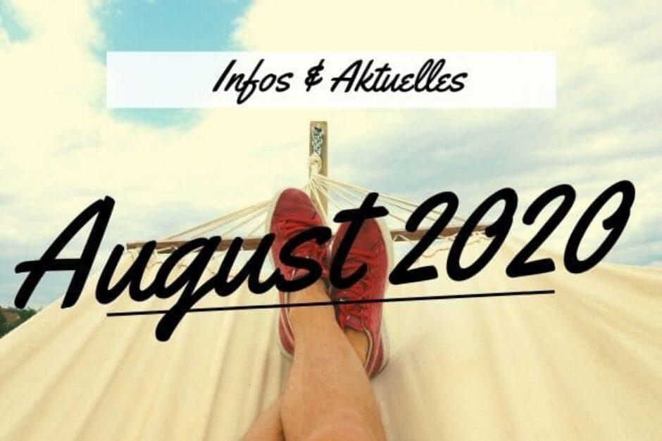 Aktuelles im August